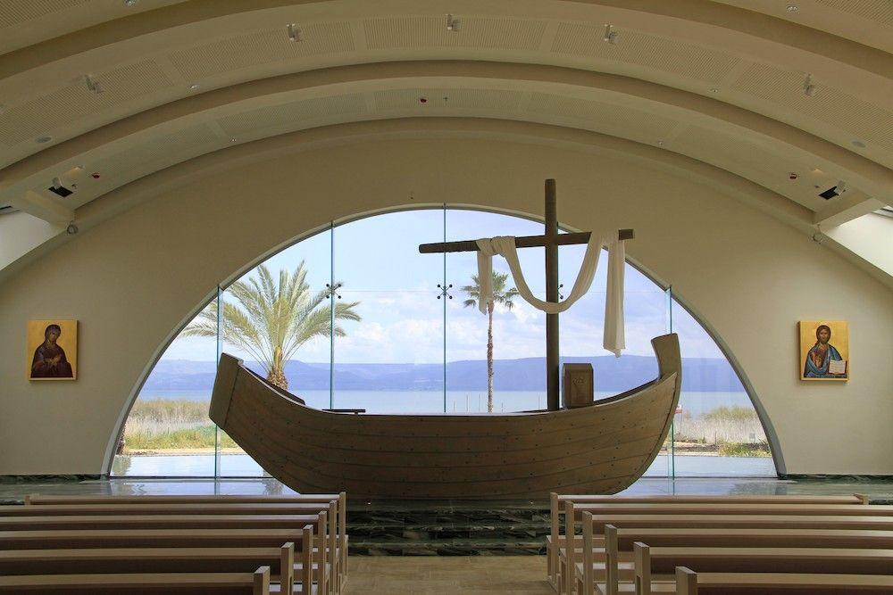 La barca de la Iglesia