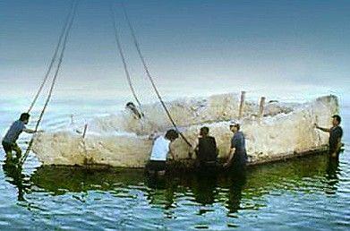 """""""La Barca de Jesús"""" un tesoro arqueológico para los cristianos - Mar de Galilea 1"""