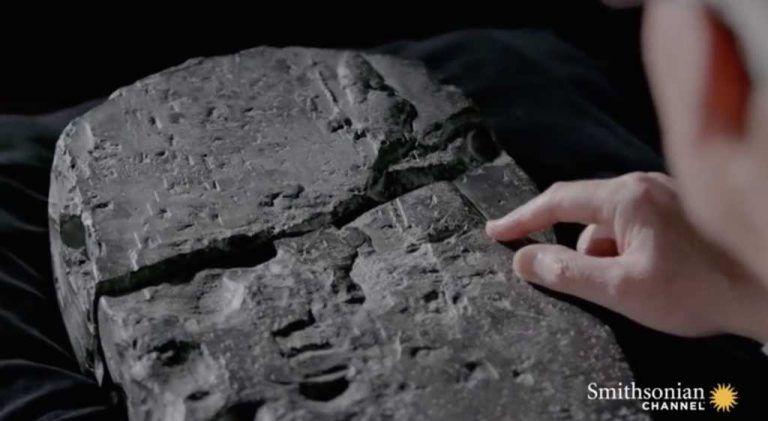 Hallada una tabla contemporánea de la Torre de Babel que corrobora su existencia histórica