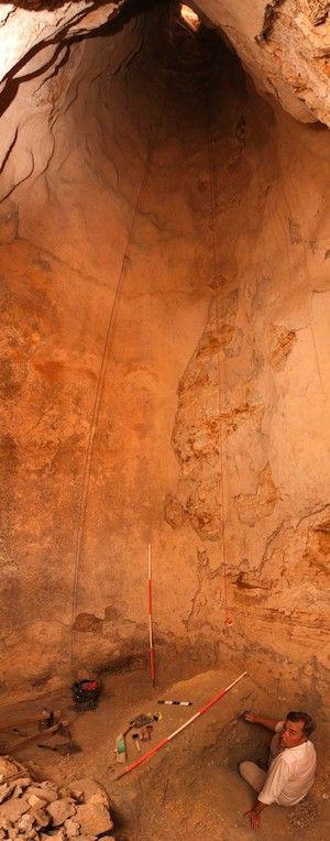 Maqueronte - Hallan baño ritual en la fortaleza de Herodes donde decapitaron a Juan el Bautista 3