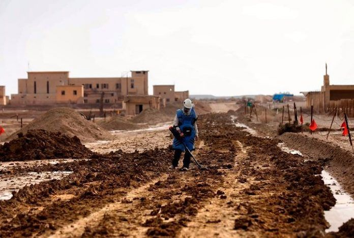 Israel libra de minas una zona cerrada desde la guerra de 1967 y podría volver el culto a ocho templos cristianos 2