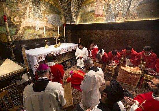 Triduo Pascual en Jerusalén: «No me acostumbraré nunca a vivir en contacto tan estrecho con la Resurrección» 7
