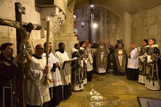 Triduo Pascual en Jerusalén: «No me acostumbraré nunca a vivir en contacto tan estrecho con la Resurrección» 9