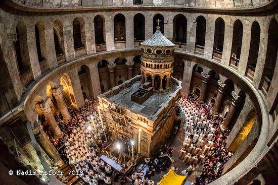 Triduo Pascual en Jerusalén: «No me acostumbraré nunca a vivir en contacto tan estrecho con la Resurrección» 3
