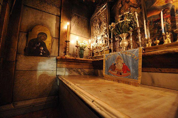 Resultado de imagen de santo sepulcro