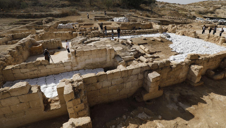 Según el equipo de la Autoridad de Antigüedades de Israel, se han descubierto pocas iglesias en la región