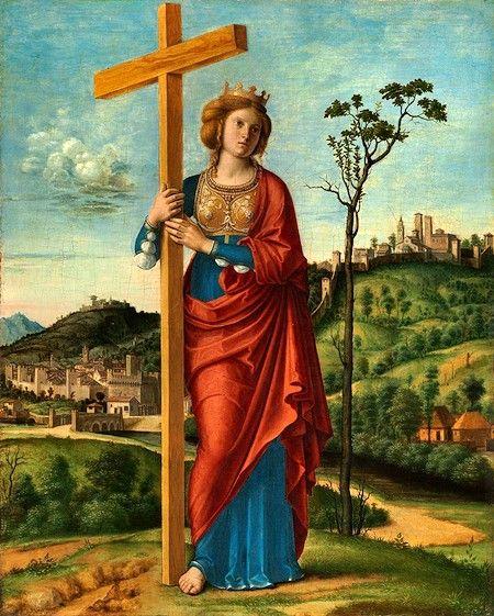 El descubrimiento de la Santa Cruz en Jerusalen - La historia de Santa Elena 4