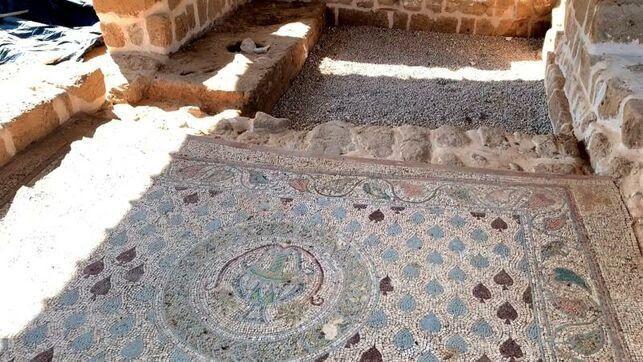 El monasterio de San Hilarión en Gaza - Tierra Santa 2