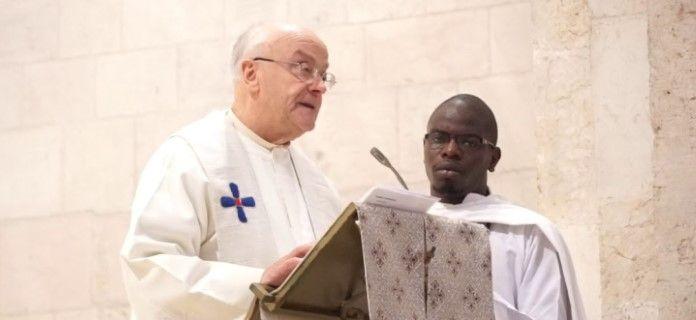 Frans Bouwen es el responsable de ecumenismo de los obispos católicos de Tierra Santa