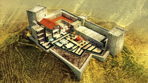 Fortaleza de Maqueronte.