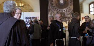 Franciscanos, custodios de Tierra Santa, desde hace 6 siglos
