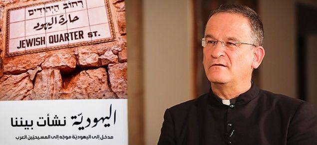 David Neuhaus, superior de los jesuitas en Tierra Santa