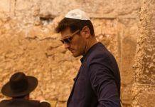 Foto que ha subido Íker Casillas a Instagram desde el Muro de las Lamentaciones